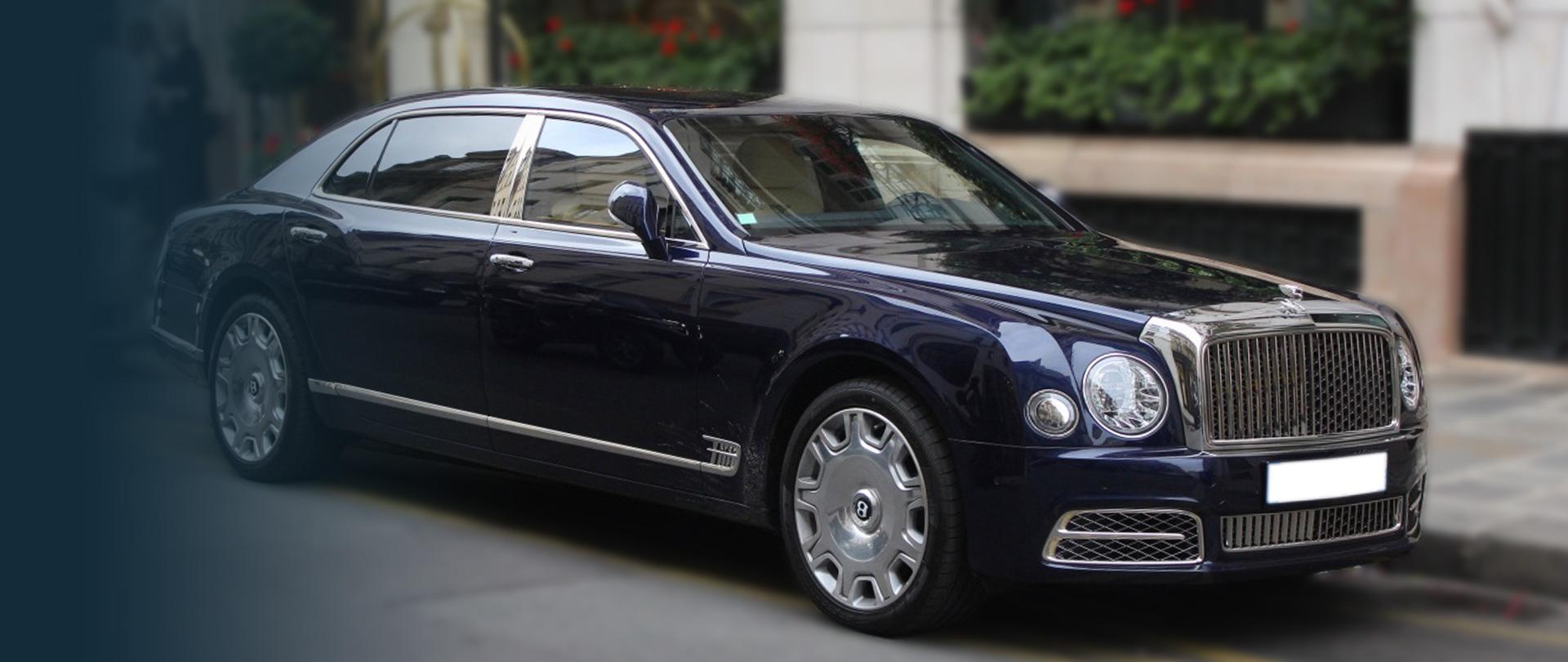 Executive Cars Chauffeur London Kelly